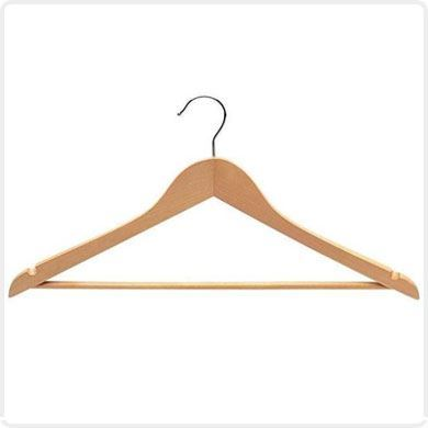 Εικόνα για την κατηγορία Κρεμάστρες Ξύλινες ρούχων