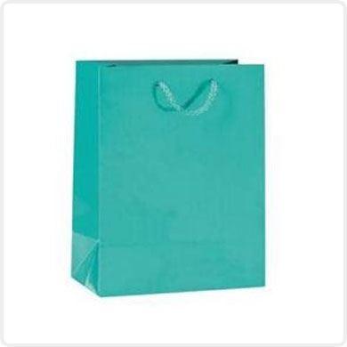 Εικόνα για την κατηγορία Χάρτινες τσάντες πλαστικοποιημένες (κορδόνι)