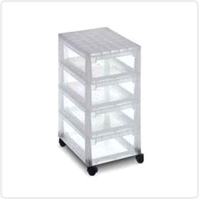 Εικόνα για την κατηγορία Πλαστικές συρταριέρες