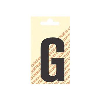 """Εικόνα της ΑΥΤΟΚΟΛΛΗΤΑ ΓΡΑΜΜΑΤΑ """"G"""" NOBEL"""