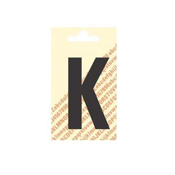 """Εικόνα της ΑΥΤΟΚΟΛΛΗΤΑ ΓΡΑΜΜΑΤΑ """"K"""" NOBEL"""