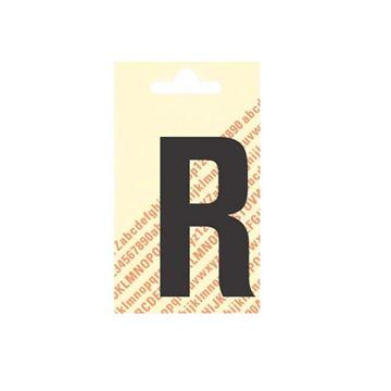 """Εικόνα της ΑΥΤΟΚΟΛΛΗΤΑ ΓΡΑΜΜΑΤΑ """"R"""" NOBEL"""