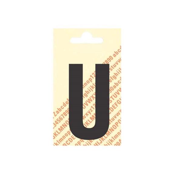 """ΑΥΤΟΚΟΛΛΗΤΑ ΓΡΑΜΜΑΤΑ """"U"""" NOBEL"""