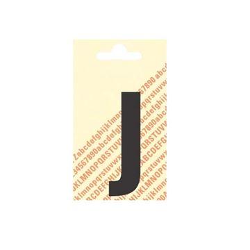 """Εικόνα της ΑΥΤΟΚΟΛΛΗΤΑ ΓΡΑΜΜΑΤΑ """"J"""" NOBEL"""