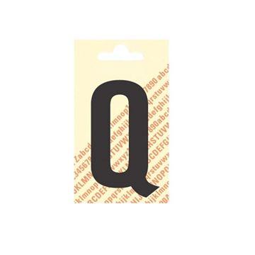 """Εικόνα της ΑΥΤΟΚΟΛΛΗΤΑ ΓΡΑΜΜΑΤΑ """"Q"""" NOBEL"""