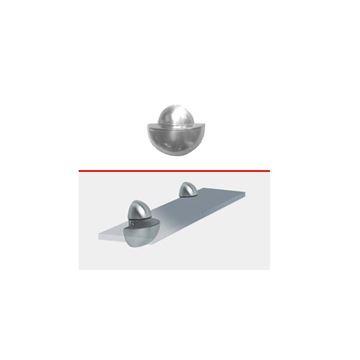 """Εικόνα της ΒΑΣΗ ΣΤΗΡΙΞΗΣ ΡΑΦΙΩΝ 5-15MM  """"BALL"""" (ΤΕΜΑΧΙΟ)"""