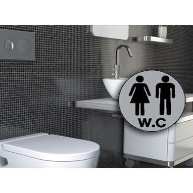 Εικόνα για την κατηγορία Πινακίδες για WC