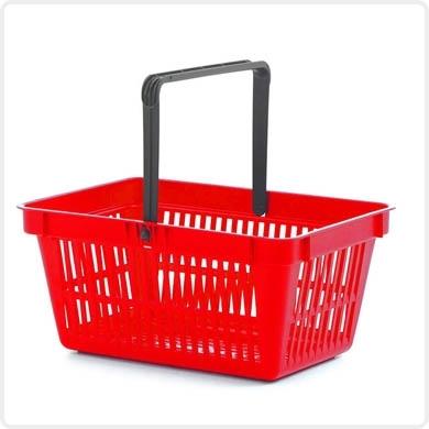 Εικόνα για την κατηγορία Καλάθια Σούπερ μάρκετ - Καταστημάτων