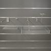 ΠΑΝΕΛ SLAT M122 X Y244cm ΠΑΧΟΣ 18mm ΜΕ 15 ΤΕΜ ΠΡΟΦΙΛ ΑΛΟΥΜΙΝΙΟΥ GREY