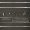 ΠΑΝΕΛ SLAT M122 X Y244cm ΠΑΧΟΣ 18mm ΜΕ 15 ΤΕΜ ΠΡΟΦΙΛ ΑΛΟΥΜΙΝΙΟΥ