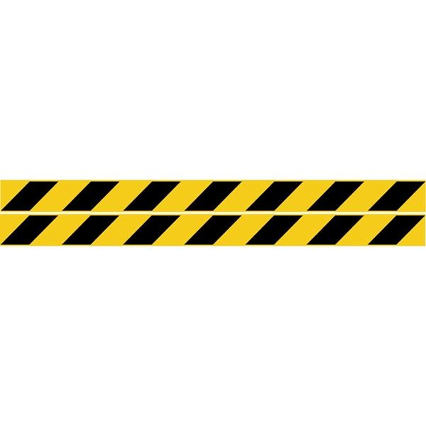 ΠΙΝΑΚΙΔΑ ΣΗΜΑΝΣΗΣ PVC  ΛΩΡΙΔΕΣ ΓΕΝΙΚΗΣ ΧΡΗΣΗΣ 4,5 Χ 50 CM ΣΥΣΚ. 2ΤΕΜ