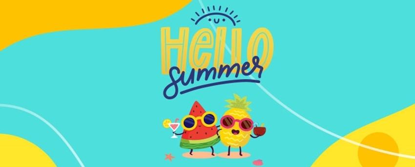 Θερινή περίοδος διακοπών 2021